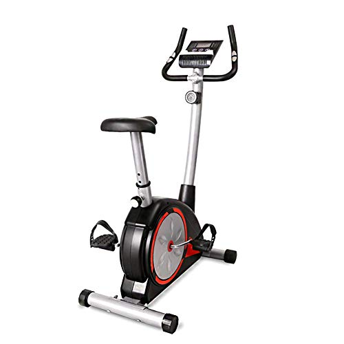 LOO LA Elliptische 2-In1 Oefening Cross Trainer Fiets-Fitness Cardio Gewichtsverlies Workout Machine-Met Seat Pulse Hartslagsensoren