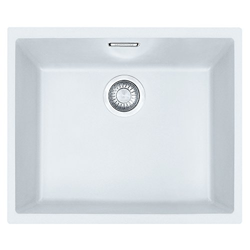 Kitchen Sink Sirius SID 110-50 - White...
