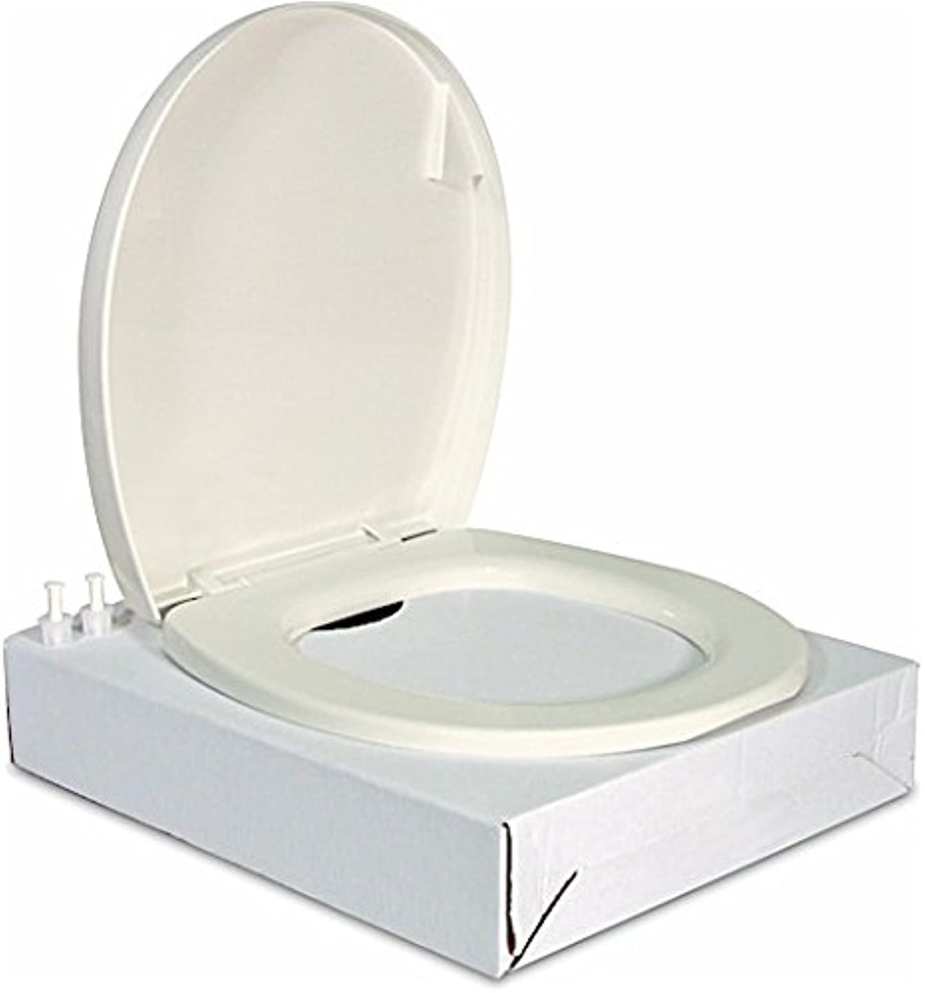 Thetford 42178 Seat and Cover Kit for Aqua-Magic Residence RV Toilets-White