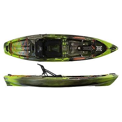 Perception Pescador Pro Sit On Top Kayak for Fishing - 10.0