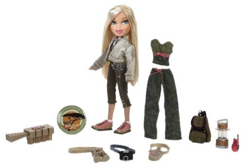 BANDAI Bratz Adventure Girlz Cloe