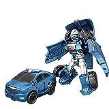 HuiBOYS 5-in-1 K-ing K-ong Roboter Karosserieverformungsroboter A-utobot Junge Kind Modell Spielzeug 17 * 11 * 5cm (Blue, 1pc)
