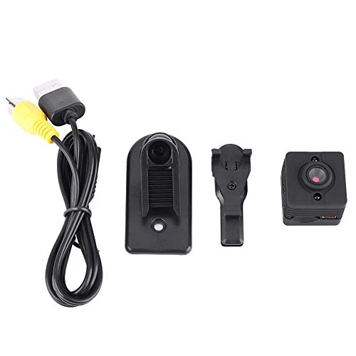 Night Vision Hidden Camera Portable Mini DVR HD Recorder Mini Spy Cam Hidden Camera for Outdoor Car Home Security