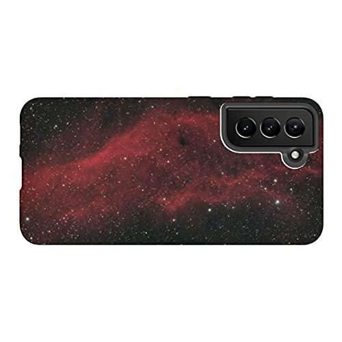 artboxONE Tough-Hülle Handyhülle für Samsung Galaxy S21 Kalifornianebel von Roland Störmer
