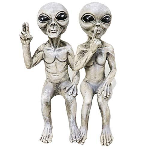 Mogzank Estatua AlieníGena del Espacio Exterior, Juego de E
