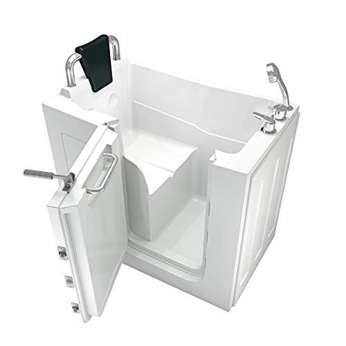 Senioren Sitzbadewanne Seniorenbadewanne Sitzwanne Badewanne mit Tür Pool A108-A