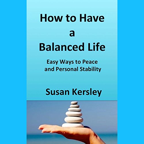 How to Have a Balanced Life audiobook cover art