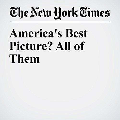 America's Best Picture? All of Them copertina
