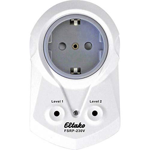 Eltako 2-Level-Funk-Steckdosen-Repeater, 1 Stück, FSRP-230V