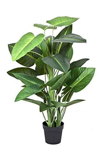 Artificial 130cm Real Touch Calla Lily Tree en Maceta