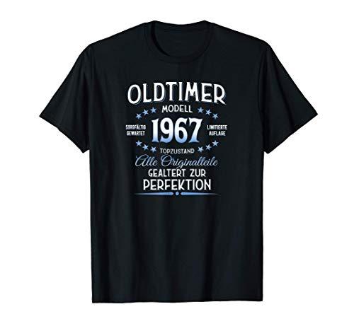 54. Geburtstag Geschenk Oldtimer Jahrgang 1967 T-Shirt