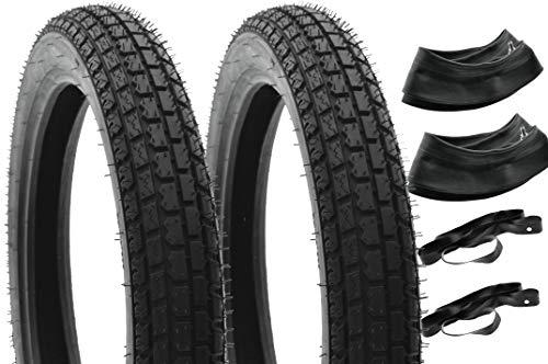 2x SET Klassik3 Straßen Reifen für Simson S50 S51Vogelserie, 2,75-16 150km/h reinforced