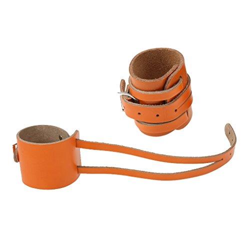 Baoblaze Unisex Armband Gewichtheben Basketball Tennis Gym Handgelenkstütze Armschiene Handgelenkbandage (1 Paar)