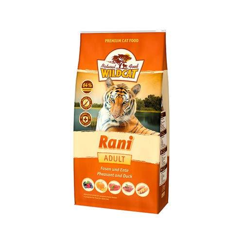 Wildcat Rani, 0.55 kg