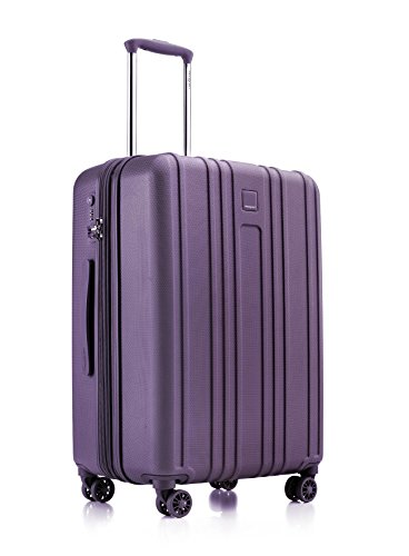 Hedgren Gate Mex-24 Hardside Luggage, Purple Passion