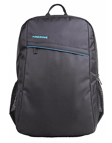 Kingsons Best In Class Spartan Series 15.6' Laptop Backpack for Apple, Dell, HP, Asus, Lenovo, Acer, & Toshiba