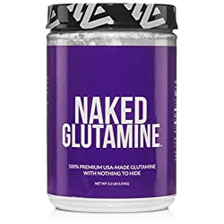 Naked Nutrition Pure L-Glutamine (Order On AMAZON