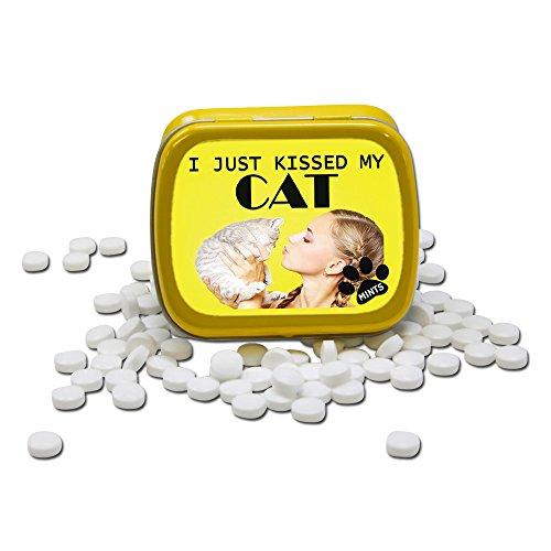 I Just Kissed My Cat Mints