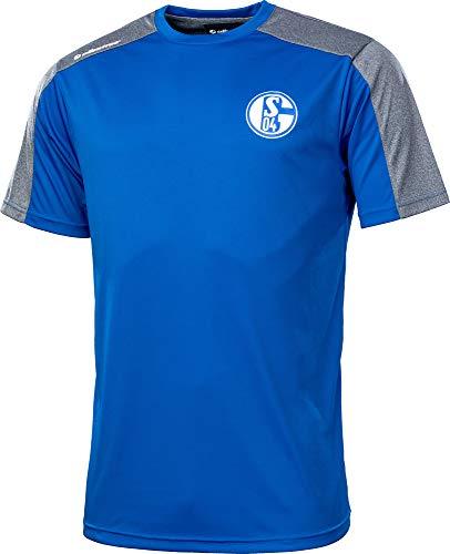ALBATROS Schalke 04 Funktionsshirt Freizeitshirt T-Shirt Clima PRO S04 Shirt (M)