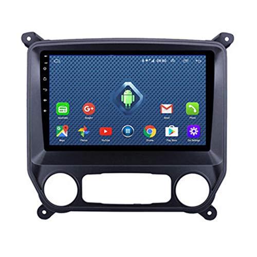 FANGJIE Navegador GPS actualizaciones a través de WiFi GPS para Coche mapas de la UE Adecuado para Chevrolet Kurod 14-18 navegador GPS de Pantalla Grande Android de navegación para automóviles