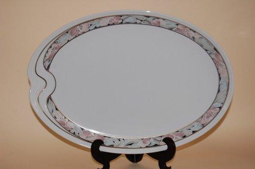 Kaiser Servierplatte Platte 32cm Domino Tivoli Porzellan