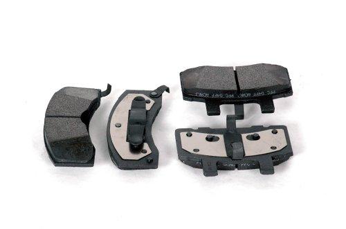 Performance Friction Corporation 370.20 Carbon Metallic Brake Pads