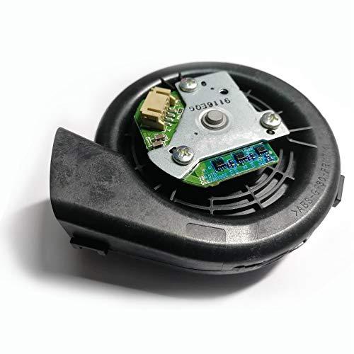 LICHIFIT Original Motorlüfter Ersatzteile Lüfter Motor Modul Schwarz für Xiaomi 2nd Gen Roborock S50 S51 S55 Vacuum