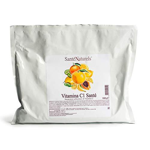 Sodio Ascorbato Vitamina C Pura polvere. Integratore Alimentare 1 kg