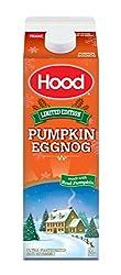 Hood, Pumpkin Egg Nog, Quart, 32 oz