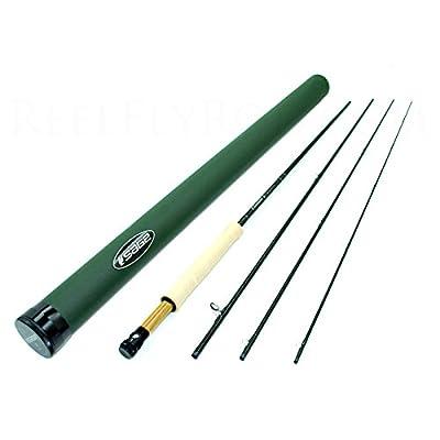 "Sage X 690-4 Fly Rod (9'0"", 6wt, 4pc)"