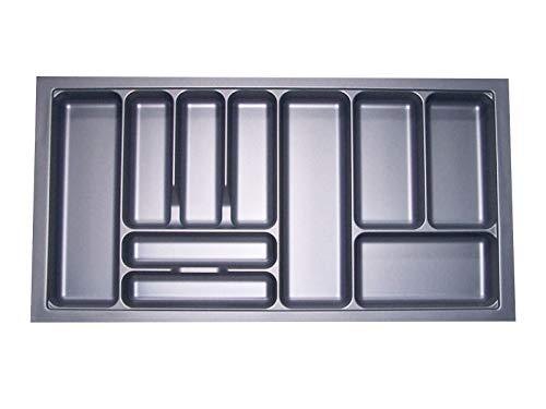 Orga-box® Cubertero 917 x 474 mm de Blum Tandembox + SO-Tech Modernbox
