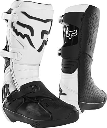 FOX Motocross-Stiefel Comp Schwarz Gr. 41