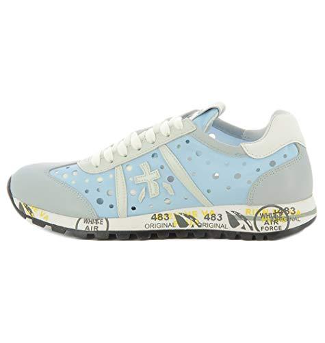 PREMIATA Lucy 4640 Sneaker Donna Azzurro 36