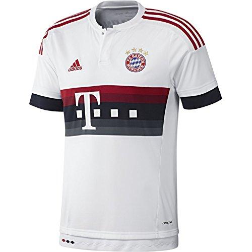 FC Bayern Away Trikot Kinder 2016 - COSTA 11, Größe:152