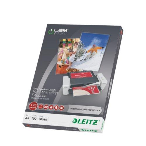 Leitz 7490-00-00 Bindegeräte, Laminiergeräte und Zubehör Laminierhülle UDT A3