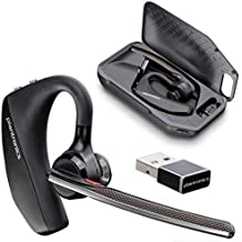 Plantronics Voyager 5200 UC Bluetooth Headset System with Accessories