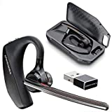 Plantronics Voyager 5200 UC Sistema de Auriculares Bluetooth con Accesorios