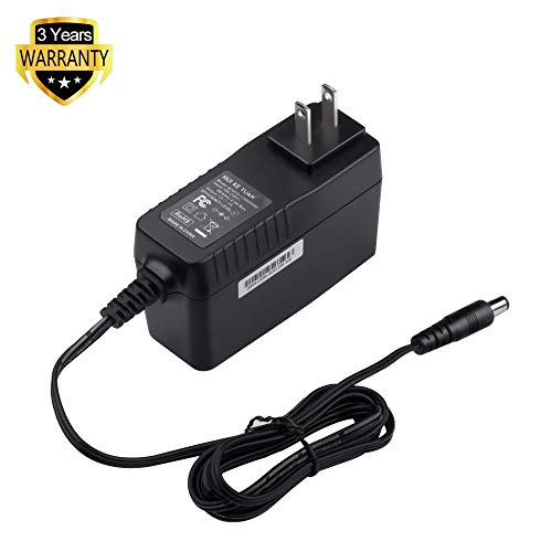 TFDirect Regulated 12 Volt 3 Amp Power Adapter, AC to DC, 2.1mm X 5.5mm Barrel Plug, Regulated Power Supply 12v 3a (12V 1A,12V 1.5A,12V 2A,12V 2.5A Compatible) Power Supply Wall Plug