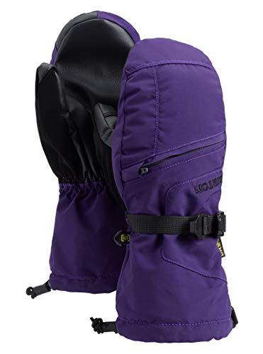 Burton Kids Vent Mitten, Parachute Purple, Medium
