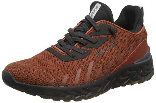 bugatti Herren Looper Sneaker, orange, 46 EU