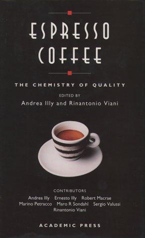 Espresso Coffee: The Chemistry of Quality