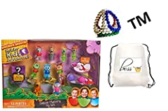 PRIVATE LABEL - POG Kids Exclusive (Bonus Exclusive Porte ADRESSE ) HobbyKids Adventures Deluxe Set Mystery Figure 10-Pack [13 Pieces] BONUS POG EXCLUSIVE TOY CARRIER - SUBJECT TO COPYRIGHT LAWS- PRIVATE LABELED OWNED LISTING IS SUBJECT TO COPYRIGHT ...