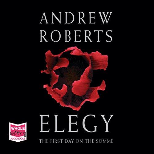 Elegy audiobook cover art