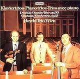 ドヴォルザーク、スメタナ: ピアノ三重奏曲