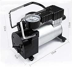 PETUNIA New Portable Mini Air Compressor Electric Tire Infaltor Pump 12 Volt Car 12V PSI