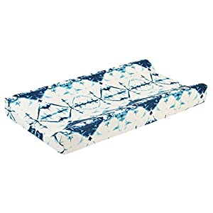 crib bedding and baby bedding woyii baby nursery diaper changing pad cover changing mat cover changing table cover secure grip waterproof diaper changing pad contoured changing pad (d)