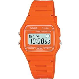 Casio Men's Orange Digital Watch with Resin Strap F-91WC-4A2EF (B0042SNS14) | Amazon price tracker / tracking, Amazon price history charts, Amazon price watches, Amazon price drop alerts