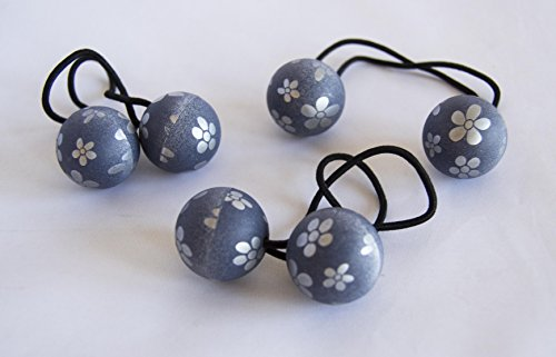 3er-Pack Coleteros-blauen Kugeln. Gratis Versand