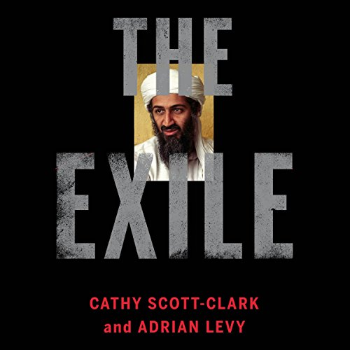 The Exile audiobook cover art