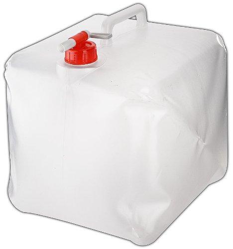 Black Crevice BCR133616 Réservoir d'eau Mixte Adulte, Transparent